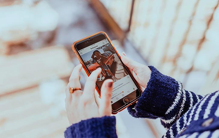 Feed do Instagram bonito: crie uma identidade visual para sua marca