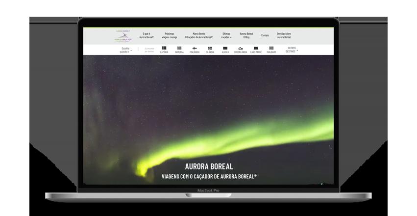 Aurora Boreal Blog