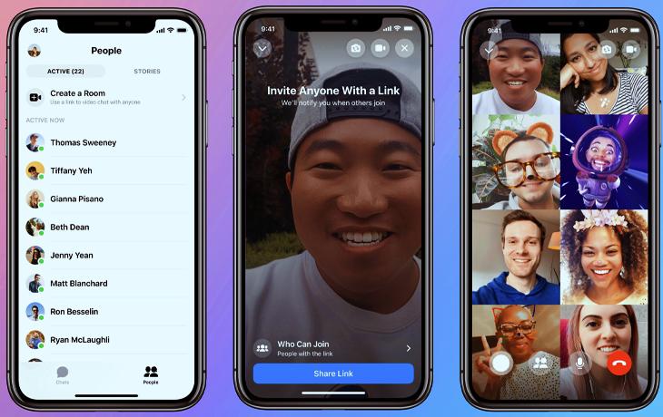 Facebook Messenger Rooms: conheça o novo serviço de videoconferência