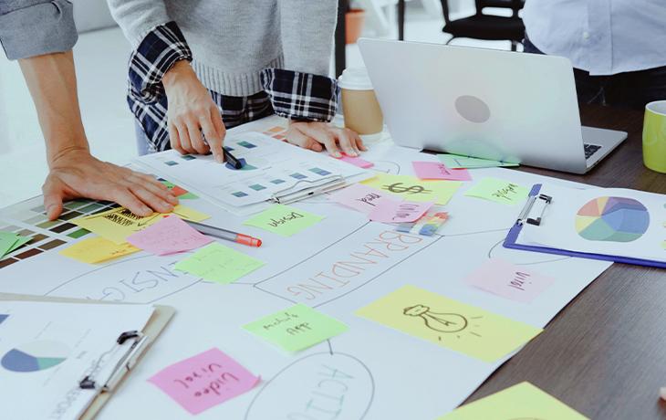Infográfico: Como fazer um plano de Marketing?