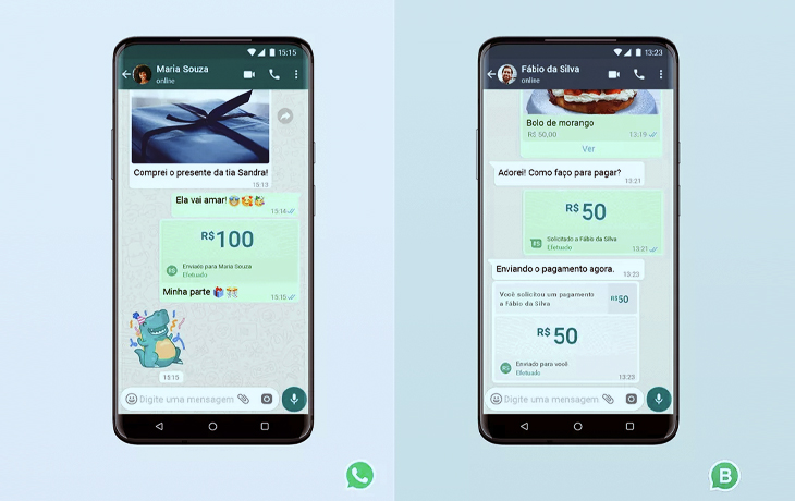 Mark Zuckerberg anuncia chegada do WhatsApp Pay Brasil