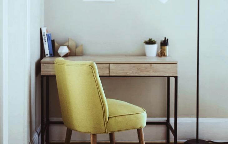 Como usar madeira na decoração do seu escritório