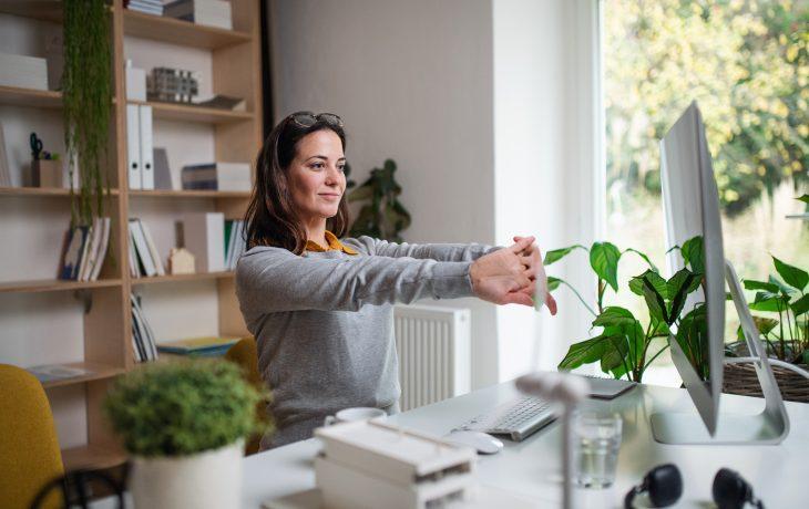 Descubra quais são os hábitos que melhoram a produtividade no home office