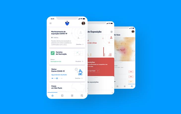 Ninho Digital e GHM lançam app contra pandemia junto com o Instituto Butantan